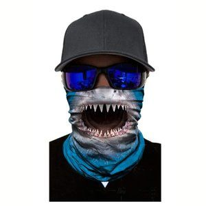 Men's Graphic Protective Face Mask Bandanna